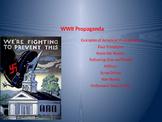 WWII American Propaganda (Rationing, War Bonds...)