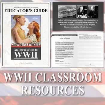 WWII Classroom Resources