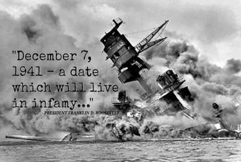 WWII: Early Battles - Pearl Harbor September 1st, 1939 - December 7th, 1941 Unit