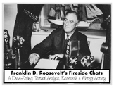 WWII: FDR Fireside Chats Analysis & Writing Practice