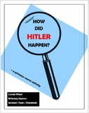 WWII:  How Did Hitler Happen?