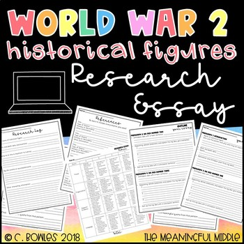 essay about world war 1 and 2