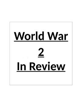 WWII Jigsaw Review