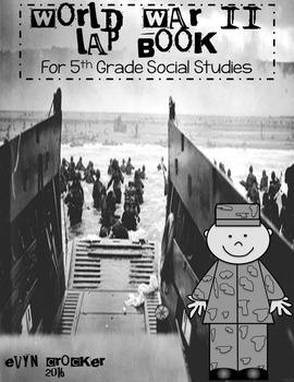 WWII Lap Book