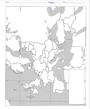 WWII Map Activity Worksheet: Europe & Pacific Theaters