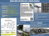 WWII NEW Tech Common Core SS standards Framework - Scavenger Hunt Lesson Bundle