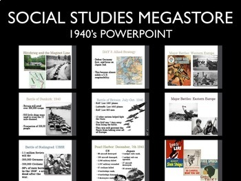 WWII PPT US History