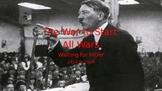 World War II #2. Hitler, Versailles, Woodrow Wilson, Edith