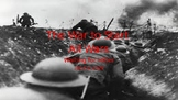 World War II #1. The War to Start All Wars: WWI, and the R