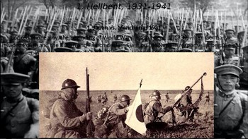 World War II #4. Japan and Germany in the 1930s