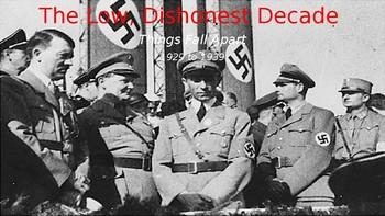 World War II #6. Militaristic Japan, the Allies, and the Nazis