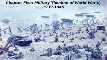 WWII Part III Chapter 8. The War in Europe Until 1942