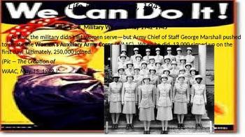 World War II #15. Home Front (Part II)