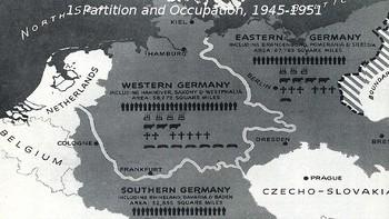World War II #17  Denazification, the Berlin Blockade & the Berlin Airlift