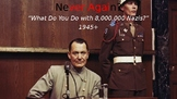 World War II #18. The Nuremberg Trials, Operation Papercli