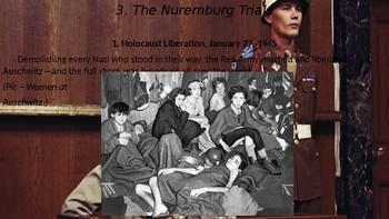 World War II #18. The Nuremberg Trials, Operation Paperclip, & the Rat Line
