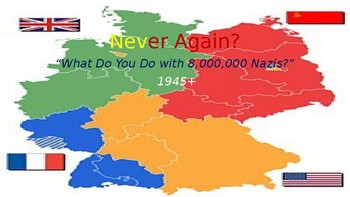 WWII Part V Chapter 21. Ground Zero of the Cold War
