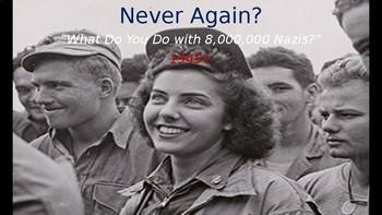 World War II #22. Never Again? Schindler, Sendler, and Heroic Lives