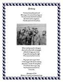 WWII Poem: Birdsong