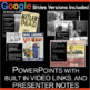 World War II PowerPoint with Video clips and Lecture Notes