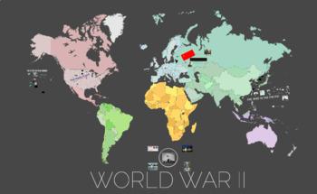 WWII Prezi