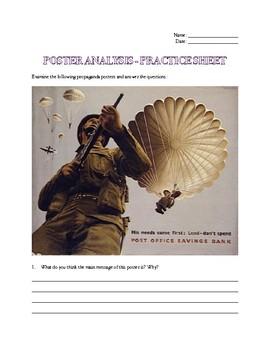 WWII Propaganda Assignments