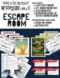 WWII Propaganda Escape Room