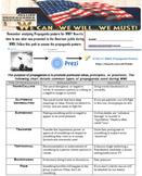 WWII Propaganda Poster Analysis