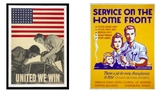 WWII Propaganda Poster Analysis Research Project