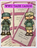 WWII Task Cards