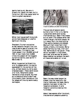WWII: World War Two The Atomic Bomb Story