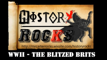 WWII - The Blitzed Brits