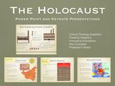 WW2 The Holocaust PowerPoint / Keynote Presentation