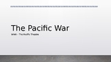 WWII The Pacific War powerpoint overview