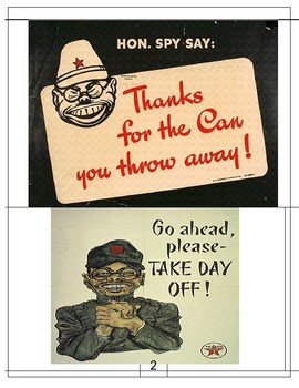 WWII: US Propaganda Posters