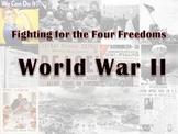 World War II Unit Plan - Common Core