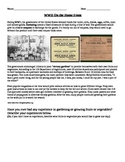 WWII: World War Two  Victory Gardens and Rationing