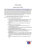 WWII Vocabulary: Desmos Card Match