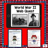 WWII Webquest