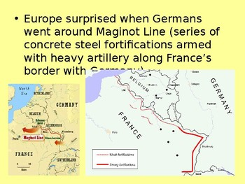 WWII and Important Battles