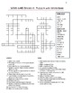 WWII in HD Episode 4 Crossword Puzzle Worksheets