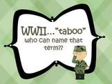 WWII {Taboo}