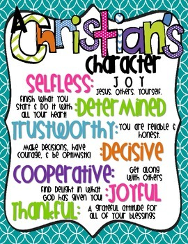 WWJD? [Character Education for the Christian Classroom]