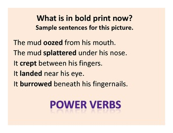 WWW3 Teaching and Practice: Subjects, Power Verbs, and Prepositional Phrases