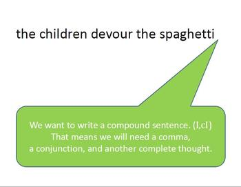 WWW6 Teaching and Practice: Compound Sentences
