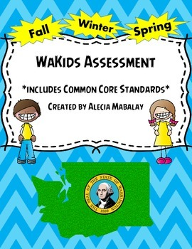 WaKids Common Core Assessment