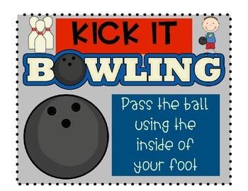 Wacky Bowling Stations