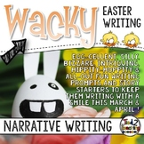 Easter Narrative Writing Task Cards and Activities