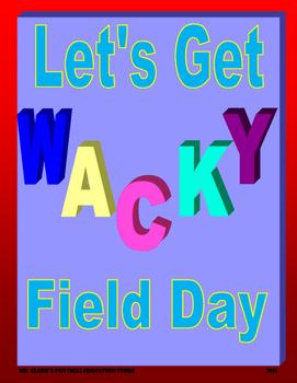 Wacky PE Field Day