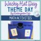 Wacky Hat Day!